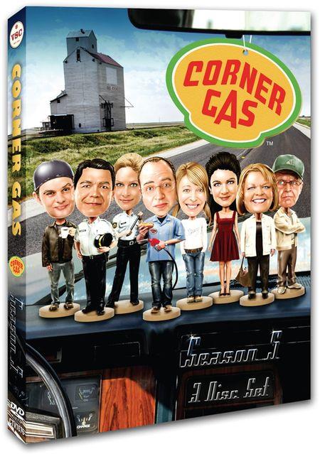 Corner gas 5