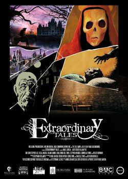 Extraordinary tales DVD