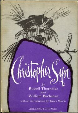 Christopher Syn by Russell Thorndike
