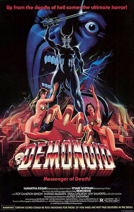 Demonoid messanger of death