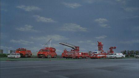 Thunderbirds vehicles alas