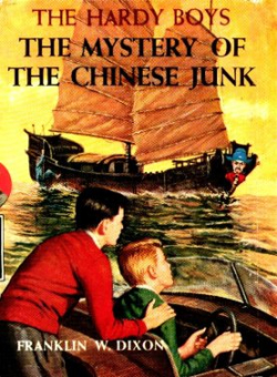 The Mystery Of The Chinese Junk by Franklin W Dixon