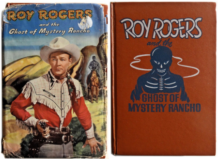 Roy Rogers And The Ghost Of Mystery Rancho by Walker A Tompkins large