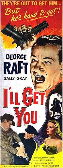 I'll get you Escape_Route_film_poster