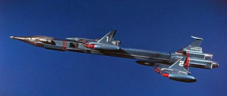 Thunderbirds are go zero-x