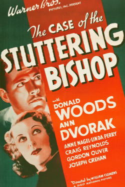 The Case Of The Stuttering Bishop 1937