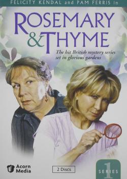 Rosemary & Thyme series 1