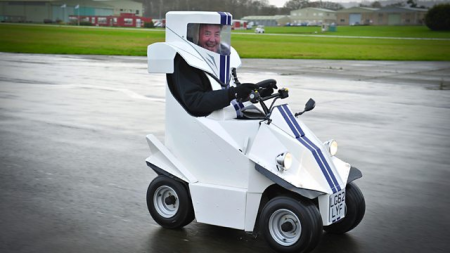 Top gear 19 tiny car