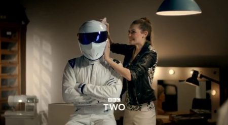 Top Gear Series 19 the Stig