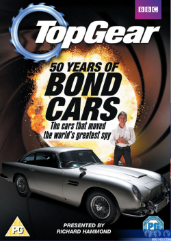 To gear 50 years of bond cars