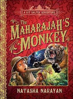 The Maharajah's Monkey by Natasha Narayan