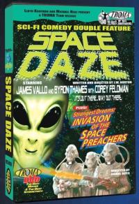 Space daze 2005 dvd