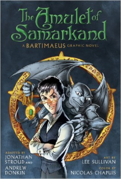 The Amulet Of Samarkan - A Bartimaeus Graphic Novel