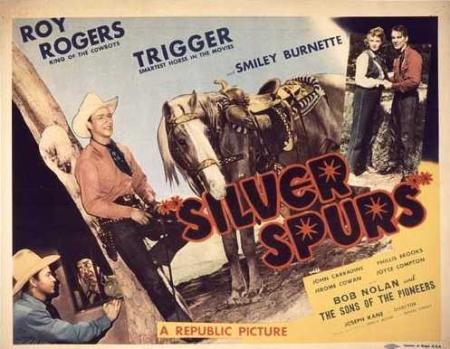 Silver Spurs bh 1943