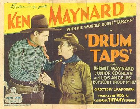 Drum taps a 1931