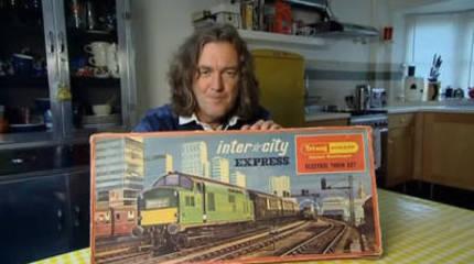 James mays toy stories train set