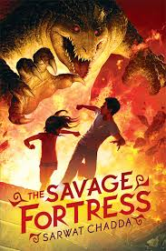 The Savage Fortress by Sadwat Chadda