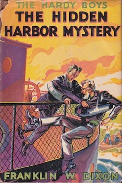 The Hidden Harbor Mystery by Franklin W Dixon
