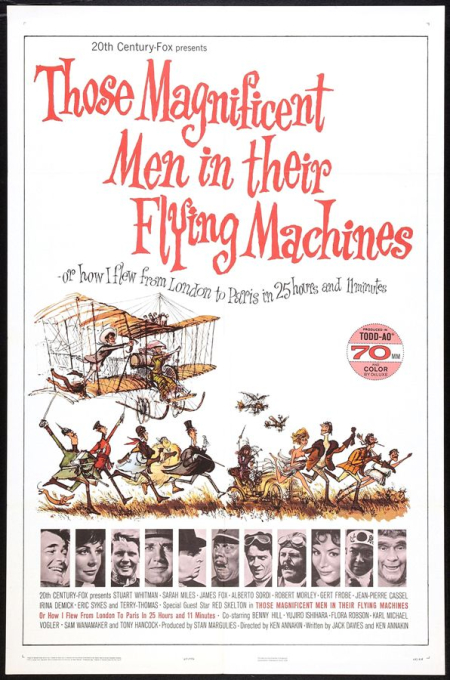 Those Magnificent Men In Their Flying Machines c