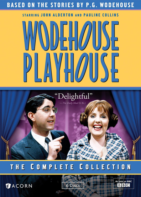 Wodehouse playhouse complete collection dvd