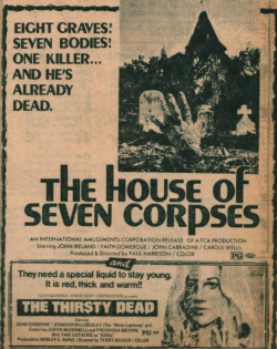 The house of seven corpses ad
