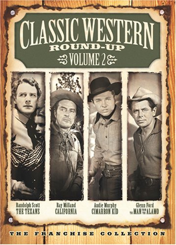 Classic Western Round-Up 2