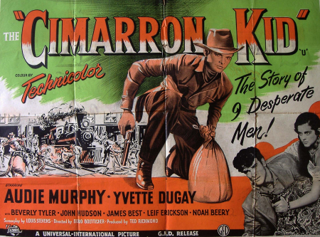 The Cimarron Kid 1952