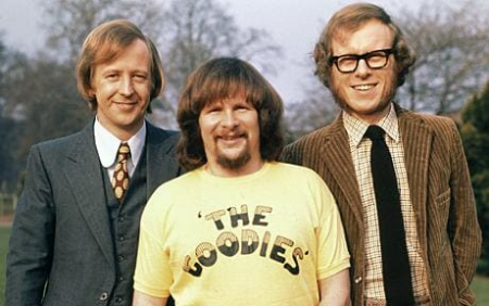 The goodies cast