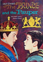 The Prince And The Pauper told by Lee Wyndham Whitman 1622-001