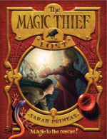 The Magic Thief Lost by Sarah Prineas