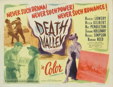 Death Valley 1946