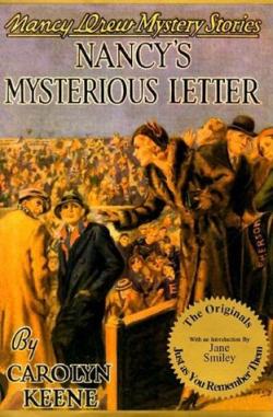 Nancy's Mysterious Letter by Carolyn Keene a