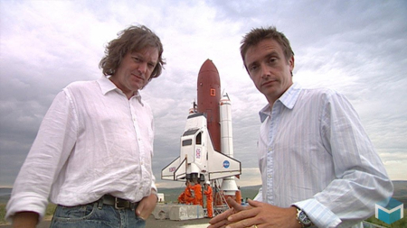 Top gear 9 space