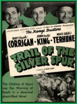 The Trail Of The Silver Spurs 1941 a