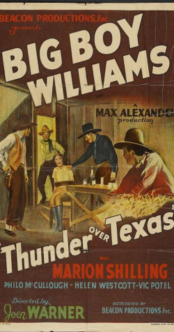 Thunder Over Texas 1934 c