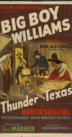 Thunder Over Texas 1934 c