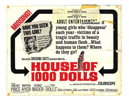 House of 1000 dolls 1