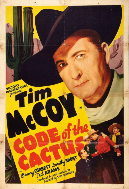Code of the cactus 1939
