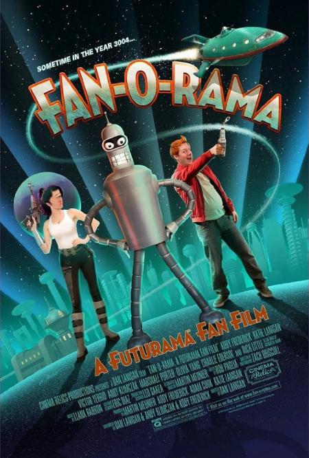 Fan-O-Rama A Futurama Fan Film