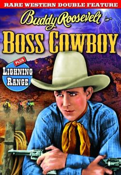 Boss cowboy 1934