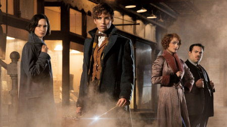 Fantastic beasts and where to find them b
