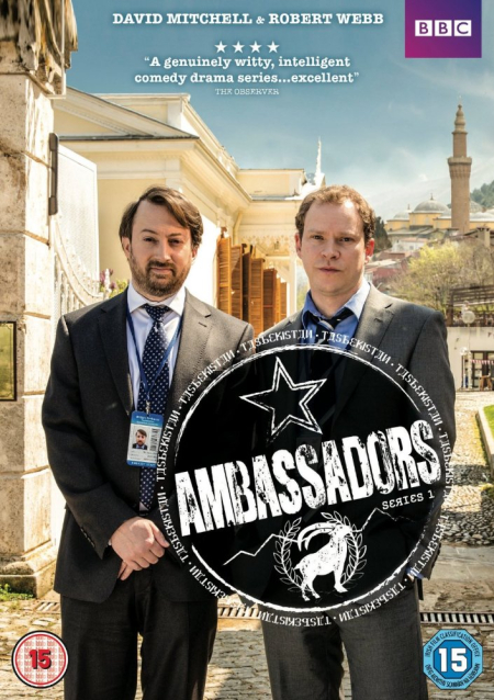 The ambassadors dvd