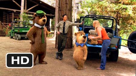 Yogi bear a