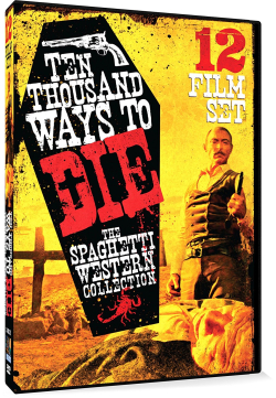Ten Thousand Ways To Die DVD collection