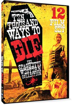 Ten Thousand Ways To Die DVD collection