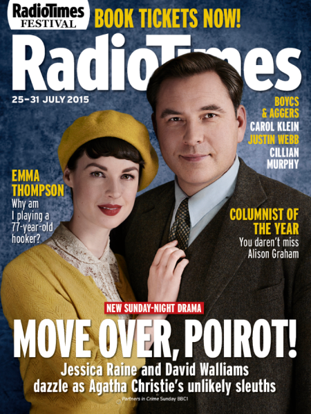 Partners in crime radio times