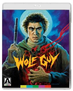 Wolf guy blu-ray