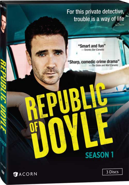 Republic Of Doyle_S1_Acorn_USA