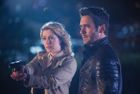 Republic of doyle leslie and jake