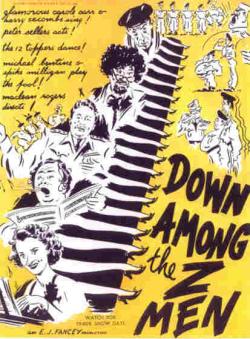 Down Among The Z Men 1952 a